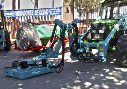 Maquinaria Valero - Exposición en FERCAM
