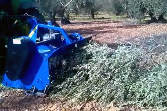 Maquinaria Valero - Picadora de ramas