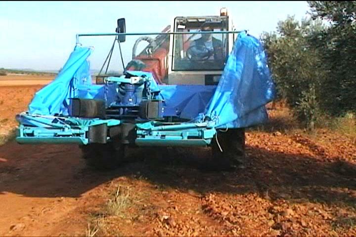 Maquinaria Valero - Vibrador con paraguas