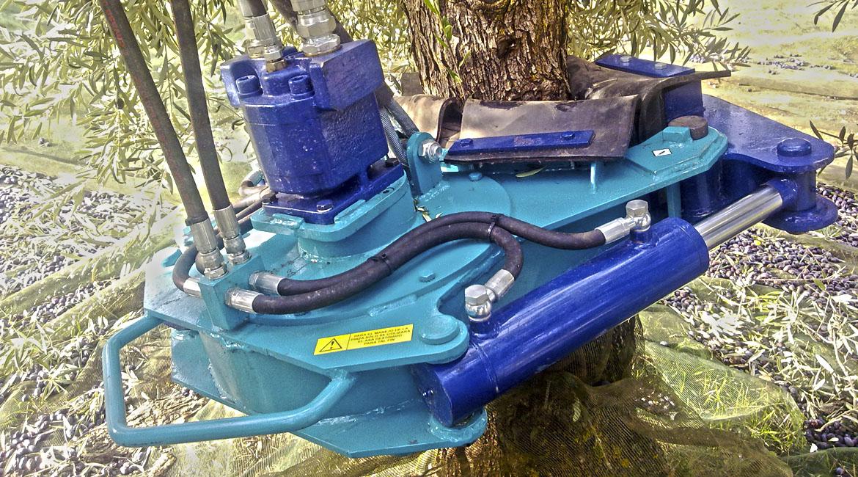 Maquinaria Valero - Vibrador pendular - Cabezal